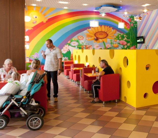 Конкурсы для открытия детского кафе